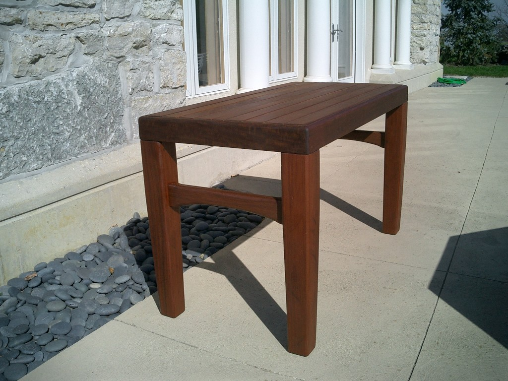 Patio Table 4
